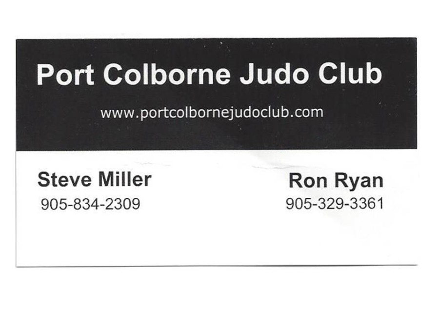 Port Colborne Judo Club
