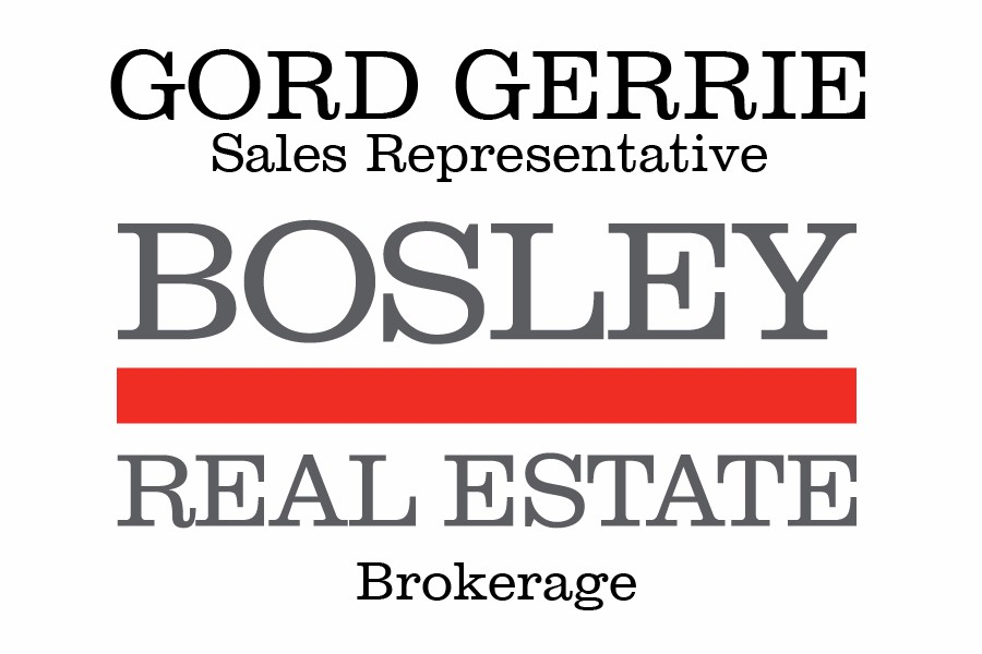 Gord Gerrie - Bosley Real Estate Ltd. Brokerage